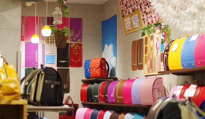 ランドセル店舗画像